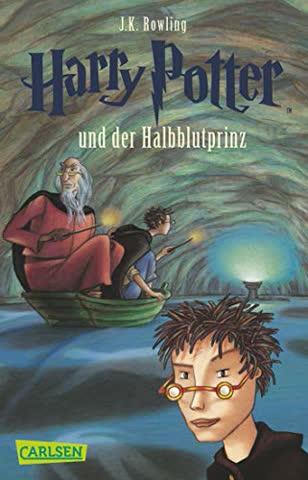 Harry Potter und der Halbblutprinz / Band 6