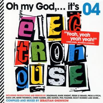 Various - Oh My God...Its Electro House 4