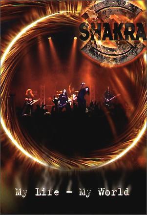 Shakra - My Life, My World (DVD + AudioCD)