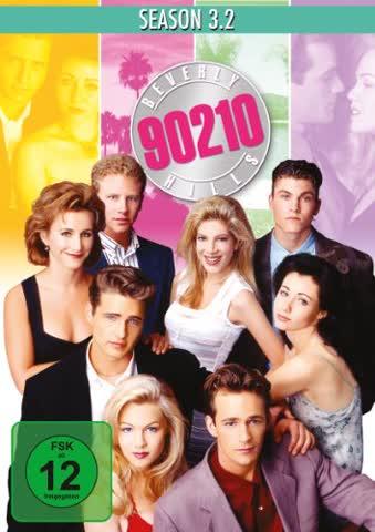 Beverly Hills, 90210 - Season 3.2 [4 DVDs]