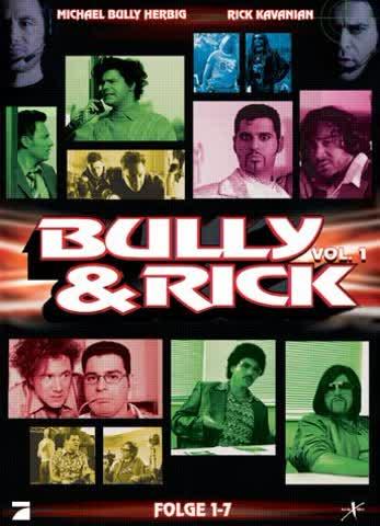 Bully & Rick - Staffel 01: Vol. 01 (Folge 01-07)