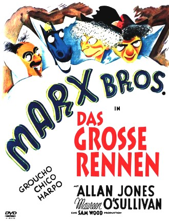 Marx Brothers - Das große Rennen