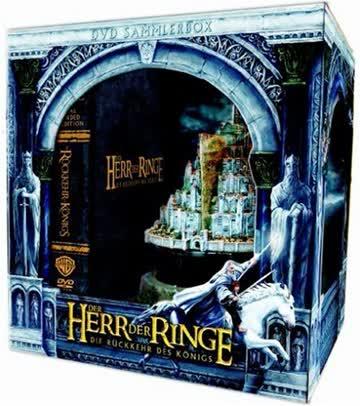 Der Herr der Ringe - Die Rückkehr des Königs (Sammlerbox, 5 DVDs)