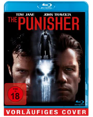 The Punisher - Kinofassung [Blu-ray]