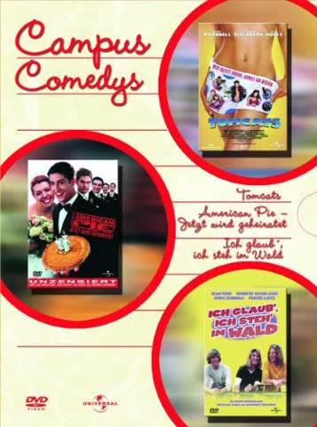Campus Comedies Box (3 DVDs)