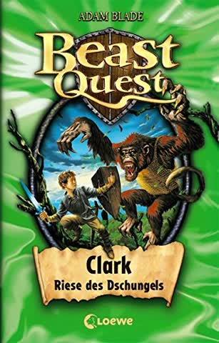 Clark, Riese Des Dschungels