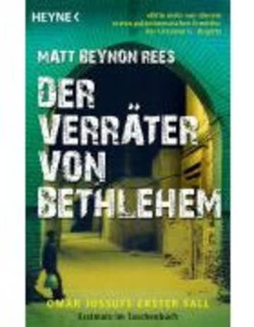 Der Verräter Von Bethlehem - Omar Jussufs Erster Fall