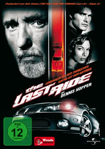 LAST RIDE - MOVIE [DVD] [2004]