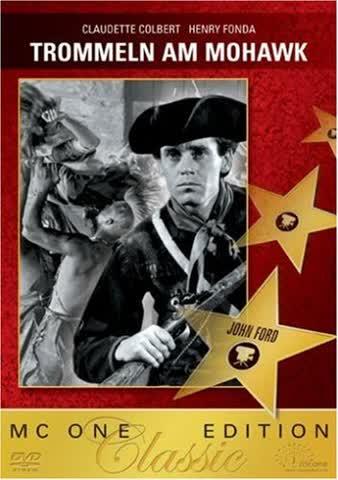 Trommeln am Mohawk (1949) [Import allemand]