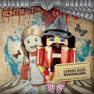 Kontrust - Second Hand Wonderland (Ltd. Digipak)