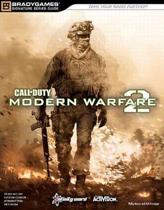 Call Of Duty Modern Warfare 2 - Das Offizielle Strategiebuch