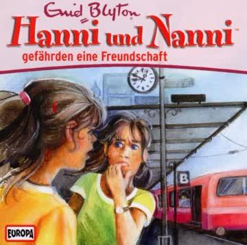 Hanni und Nanni 37: Gefährden Eine Freundschaft