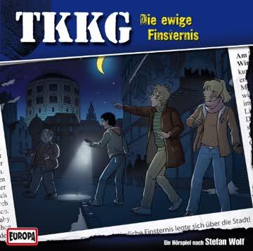 TKKG 184 DIE EWIGE FINSTERNIS