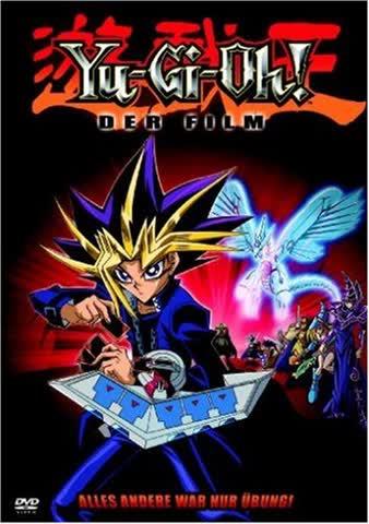 Yu Gi Oh - The Movie