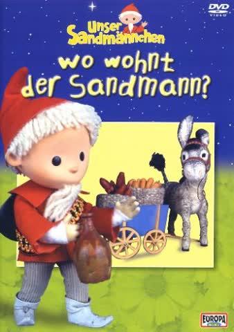 Unser Sandmännchen Folge 3: Wo wohnt der Sandmann?