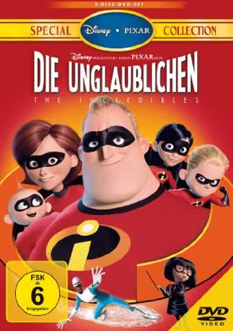 Die Unglaublichen (Special Collection) [2 DVDs]