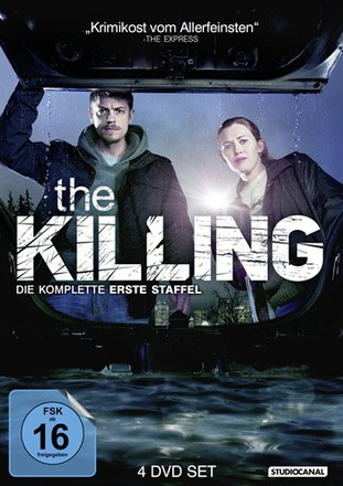 The Killing - Die Komplette Erste Staffel