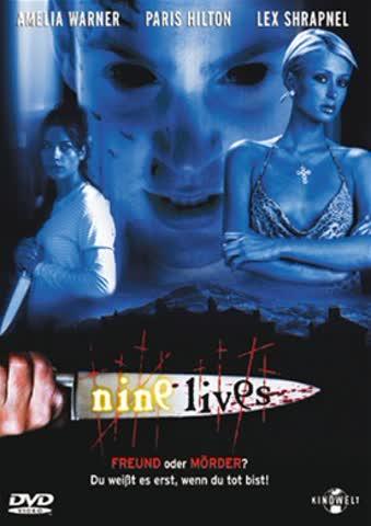 """Nine Lives [DVD] (2005) Amelia Warner; Rosie Fellner; Paris Hilton; Andrew Green"""