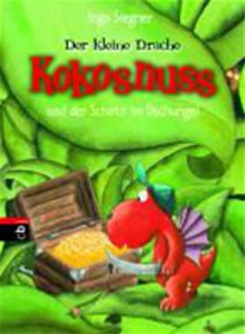 Der kleine Drache Kokosnuss und fer Schatz im Dschungel - Band 12