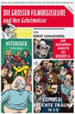Die Grossen Filmregisseure Und Ihre Geheimnisse