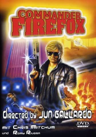 Commander Firefox