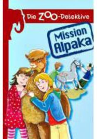 Die Zoo-Detektive - Mission Alpaka
