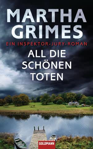 All die schönen Toten - Ein Inspektor-Jury-Roman