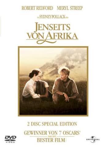 Jenseits von Afrika [Special Edition] [2 DVDs]