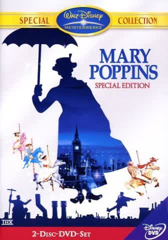 Mary Poppins [Special Edition] [2 DVDs]