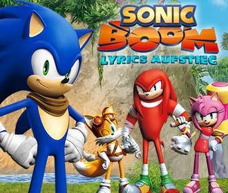 Sonic Boom: Lyrics Aufstieg