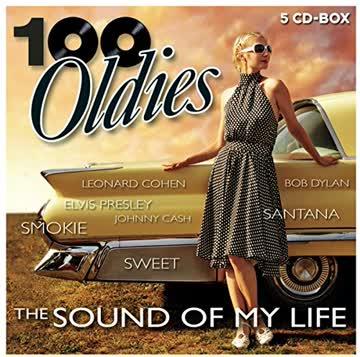 Diverse - 100 Oldies 5CD BOX