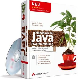 Handbuch der Java-Programmierung: Standard Edition Version 6, m. DVD-ROM