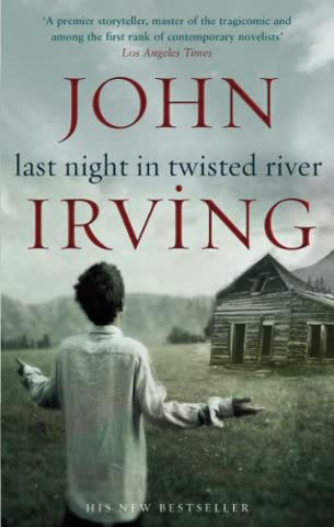 Last Night In Twisted River - A Novel