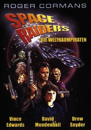 Space Raiders - Die Weltraumpiraten