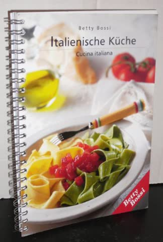 Italienische Küche. Cucina italiana