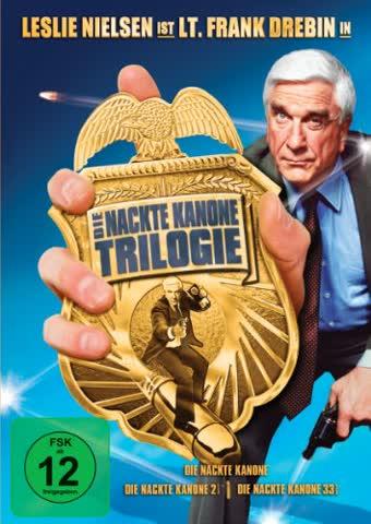 DIE NACKTE KANONE - NIELSEN,LE [DVD] [1988]