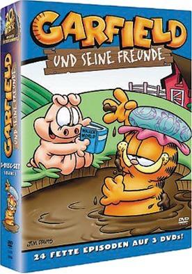 Garfield Und Seine Freunde - Season 1 - Box