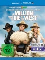 A Million Ways To Die In The West [Blu-ray] [2014]