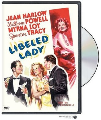 Libeled Lady (US-Import)
