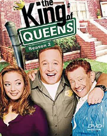 King of Queens - Season 2 [4 DVDs]