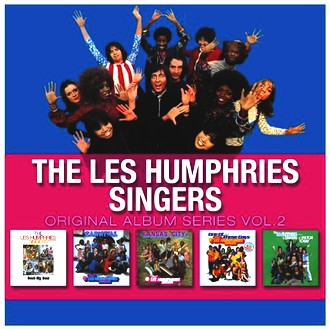 Les Humphries Singers - Original Album Series Vol.2