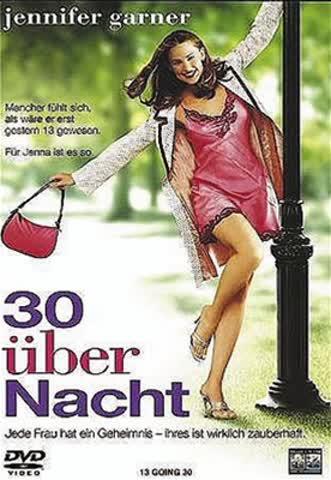 """30 über Nacht [DVD] (2005) Jennifer Garner; Mark Ruffalo; Judy Greer"""