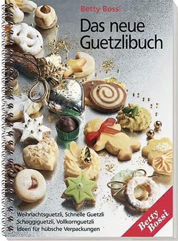 Das neue Guetzlibuch