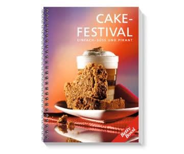 Betty Bossi - Cake-Festival - Einfach-süss und pikant
