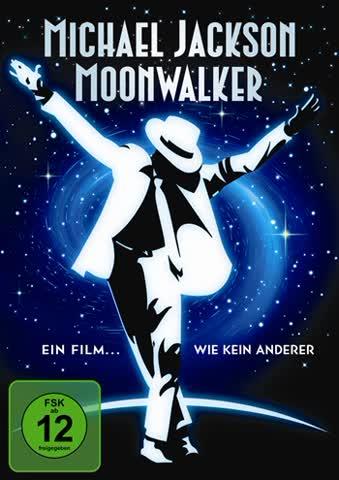 Michael Jackson: Moonwalker (DVD) Min: 89DD2.0VB [Import germany]