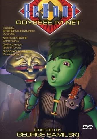 ReBoot - Odyssee im Net [Import allemand]