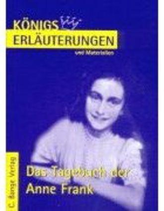 Anne Frank:Das Tagebuch Der Anne Frank