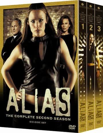 Alias - Die komplette 2. Staffel [6 DVDs]