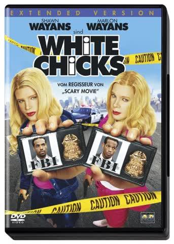 White Chicks[NON-US FORMAT, PAL]
