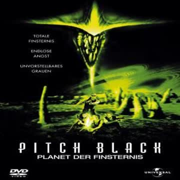 DVD PITCH BLACK - PLANET DER FINSTERNIS